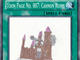 Toon Page No. 007: Cannon Ruins