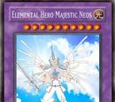 Elemental HERO Majestic Neos