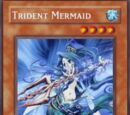 Trident Mermaid