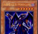 Red-Eyes B. Magician