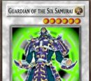 Guardian of the Six Samurai