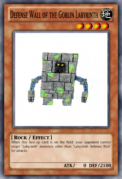 Defense Wall of the Goblin Labyrinth