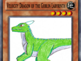Velocity Dragon of the Goblin Labyrinth