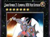 Number C25: Elemental HERO Neos Superior