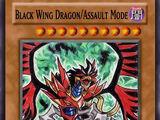 Black-Winged Dragon/Assault Mode