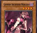 Crimson Archfiend Morgana