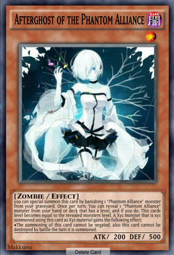 Afterghost of the Phantom Alliance
