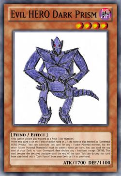 Evil HERO Dark Prism