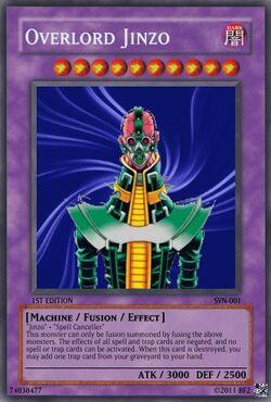 Overlord Jinzo
