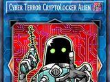 Cyber Terror CryptoLocker Alien