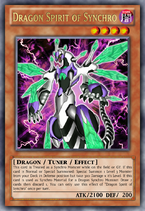 Dragon Spirit of Synchro