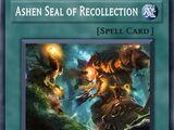 Ashen Seal of Recollection