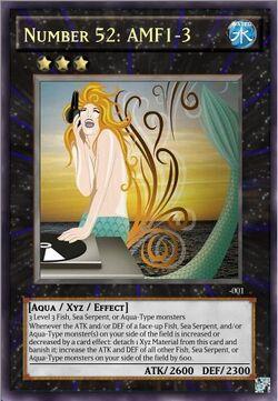 AMF1-3 Card