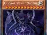 Chronos Deus-Ex-Machina