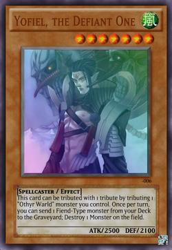 Yofiel, the Defiant One