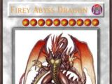 Firey Abyss Dragon