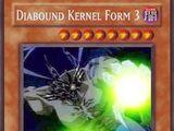Diabound Kernel Form 3