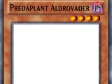 Predaplant Aldrovader