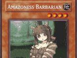 Amazoness Barbarian