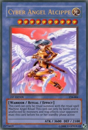 Cyber Angel Steel Alcippe