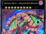 Abyssal Deity - Shadow Ark Dragon