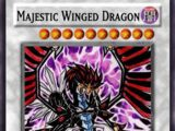 Majestic Winged Dragon (5D's Special)