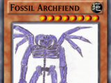Fossil Archfiend