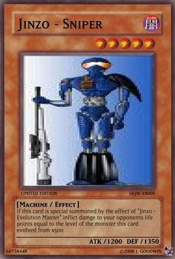 Jinzosniper