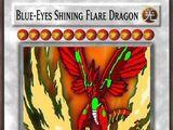 Blue-Eyes Shining Flare Dragon