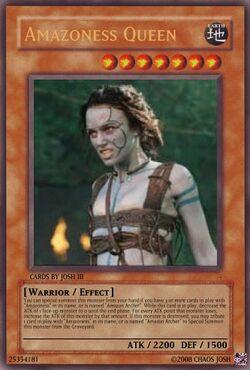 Amazoness Queen