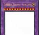 Superior Serpent, Armikyht