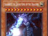Bahamut, the Divine King of the Dragons