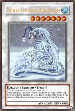 Zero Kelvin Dragon