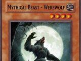 Mythical Beast - Werewolf