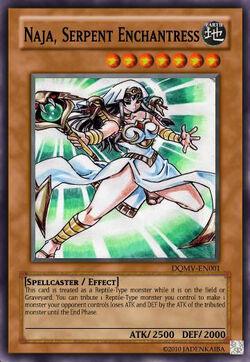 Naja, Serpent Enchantress