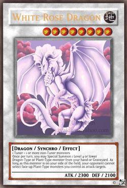 White Rose Dragon