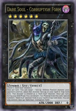 Dark Soul - Corruption Form