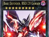 Base Defender, RXO120 Gawain