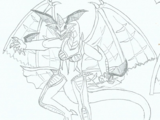 Red Dragon Archfiend Lady