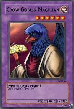 Crow Goblin Magician