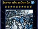 Sheer Cold, the Frostern Dragon God