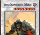 Armored Grandmaster of the Six Samurai