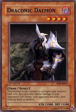 Draconic Daemon