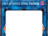 Ally of Justice Lethal Enforcer
