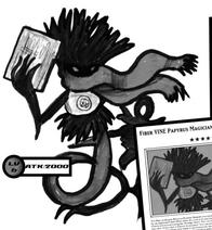 Papyrus Magician of Fiber VINE