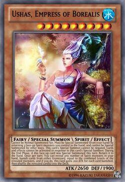 Ushas Empress of Borealis