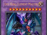 Evil HERO Element Master