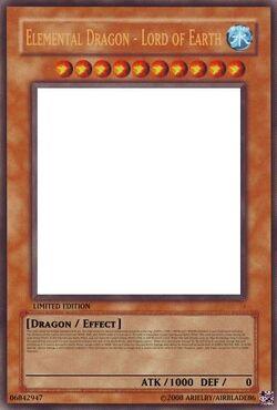 Elemental Dragon - Lord of Earth