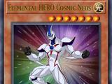 Elemental HERO Cosmic Neos