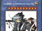 Alchemist of Homunculus Creation